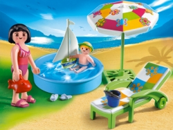 Playmobil Freibad Mifus Family