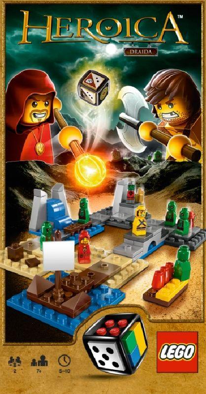 3857 die Bucht von Draida LEGO Heroica günstig kaufen