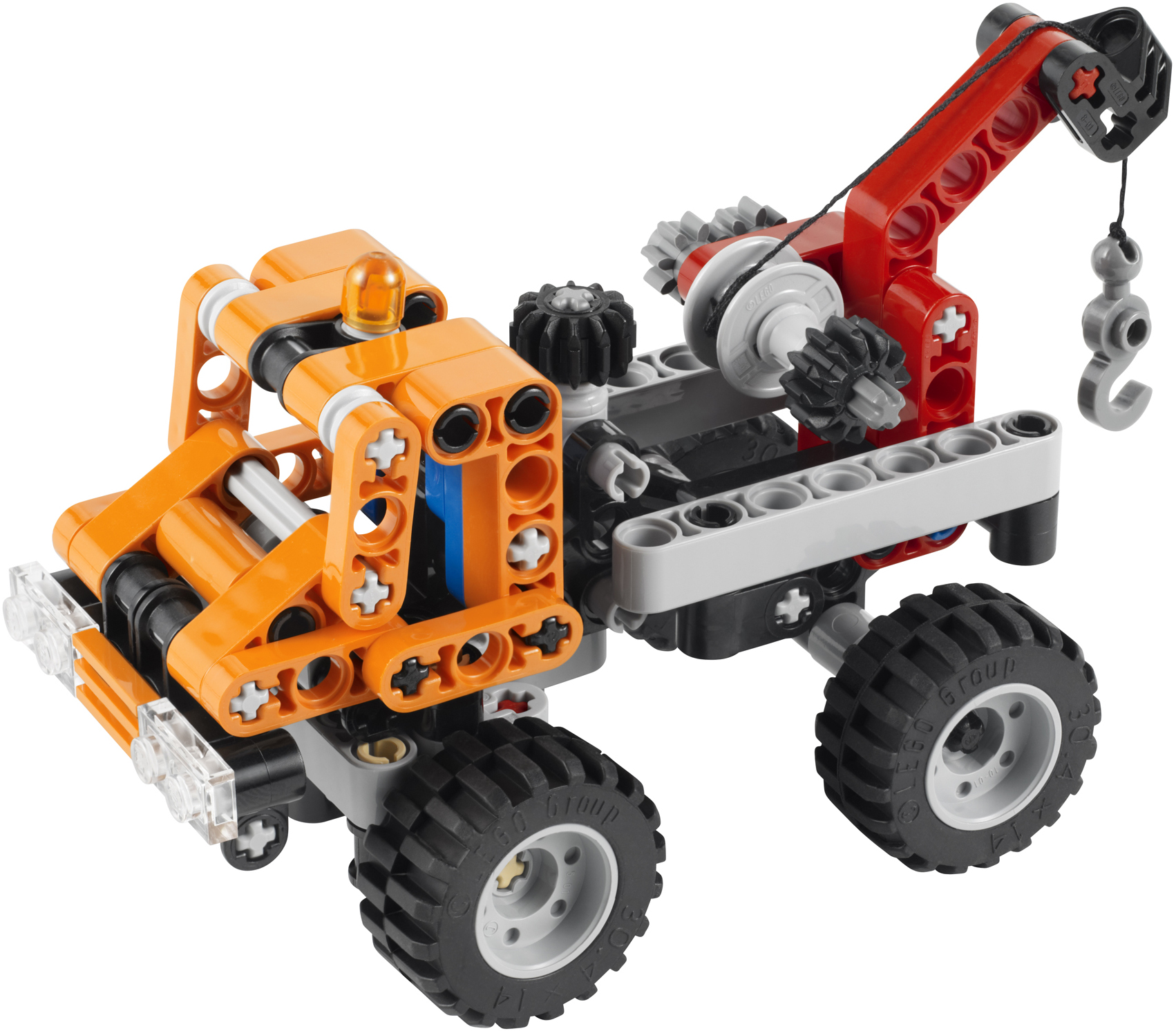 Lego Technic Neuheiten Januar 2012 Rofu Family