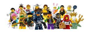 LEGO® Minifiguren Serie 7 LEGO 8831