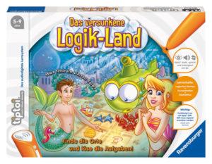 tiptoi Spiel: Das versunkene Logik-Land