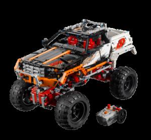 4X4 Offroader LEGO 9398 von LEGO Technic