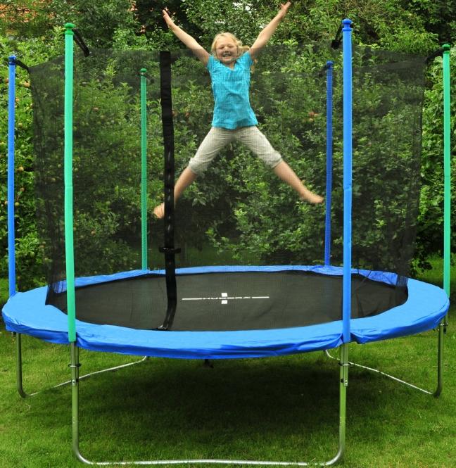 hudora trampolin online kaufen mifus family. Black Bedroom Furniture Sets. Home Design Ideas
