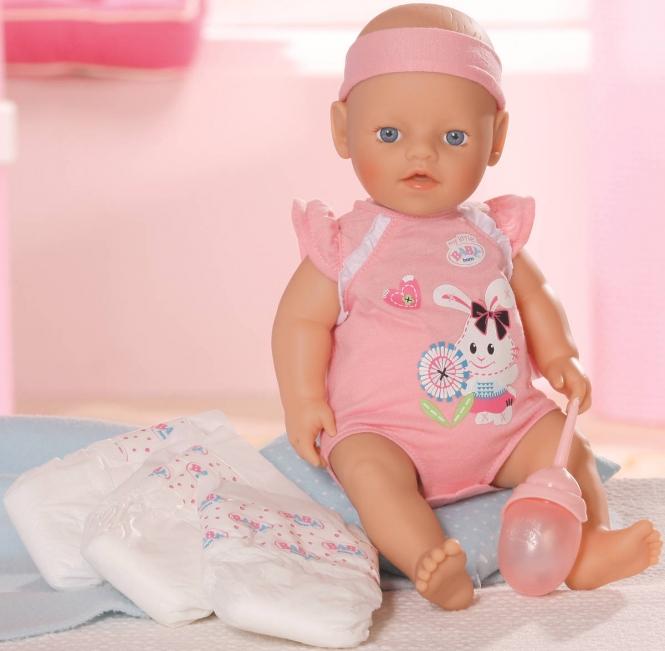 Zapf baby born neuheiten mifus