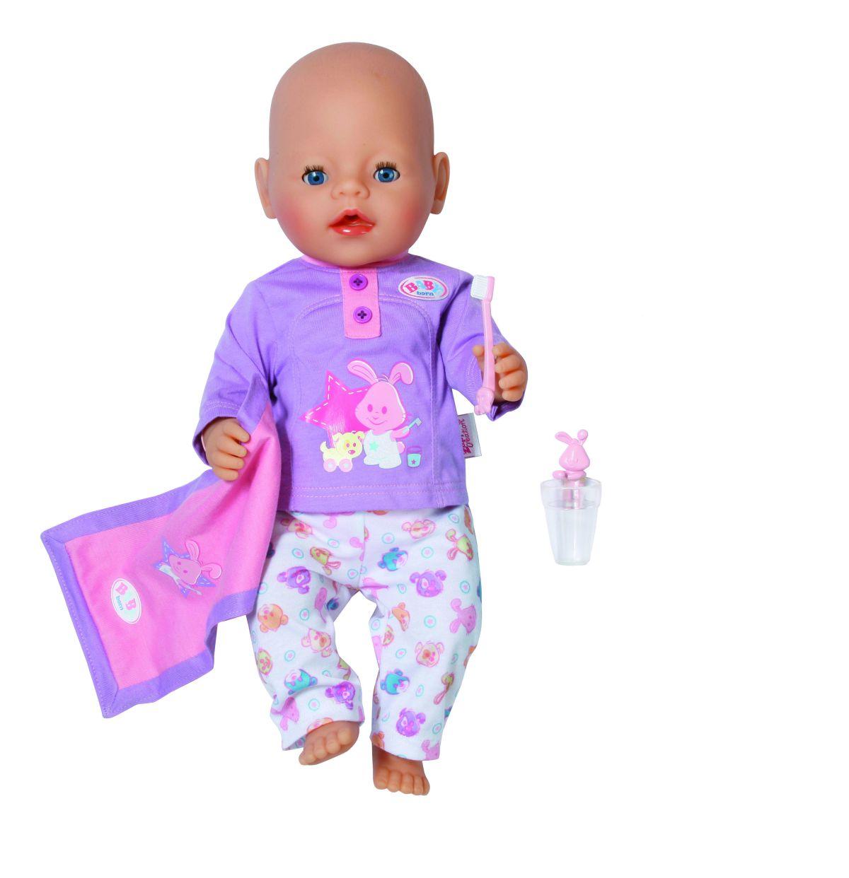 Baby Born im Badezimmer - MIFUS Family