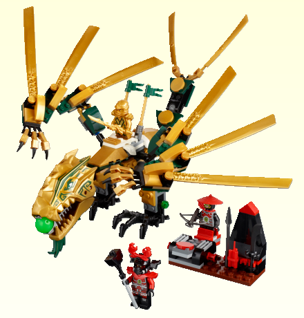 Lego Ninjago Ninjas Kämpfen Gegen Das Böse Mifus Family