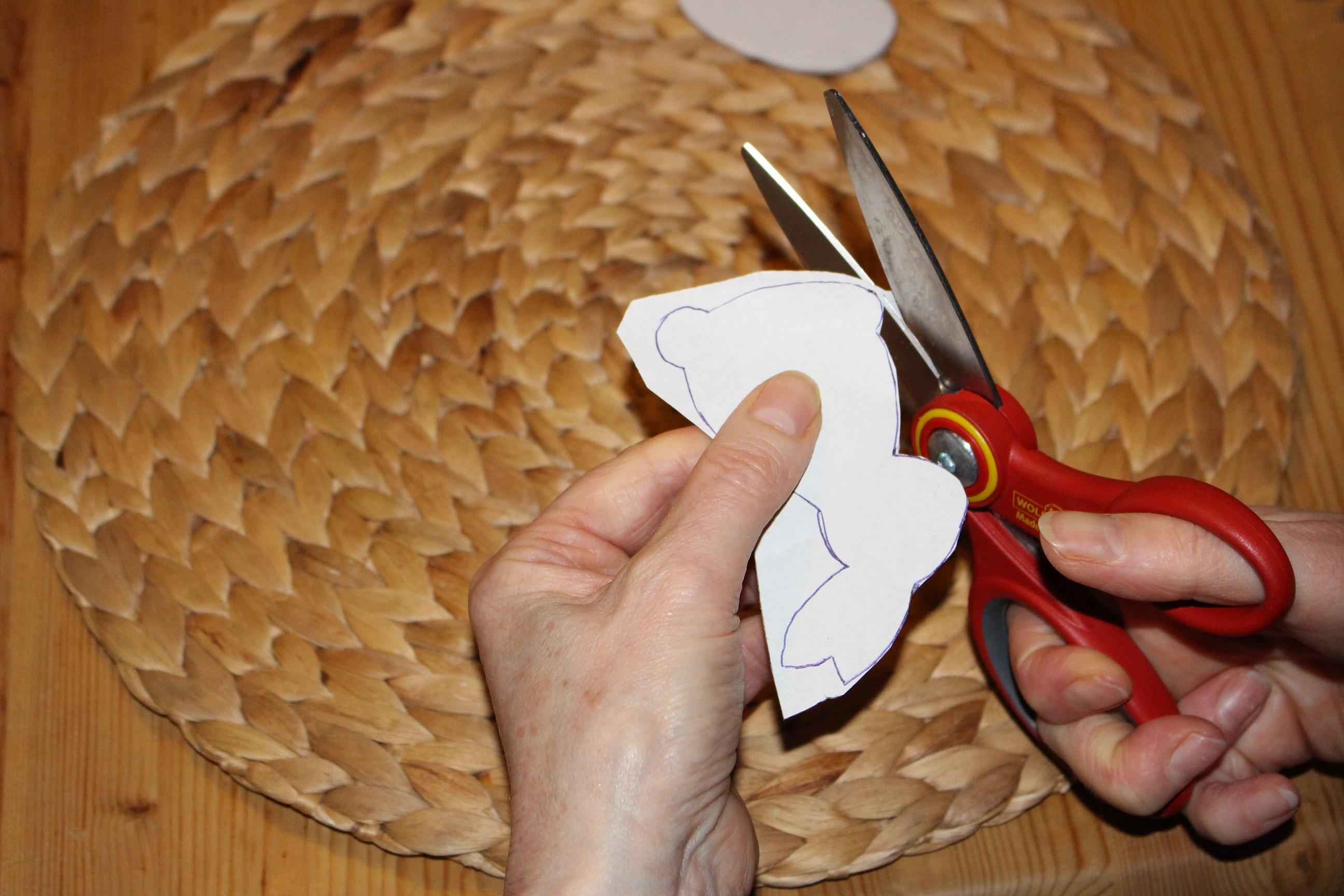 Modelliermasse Tipps osteranhänger aus modelliermasse mifus diy tutorial