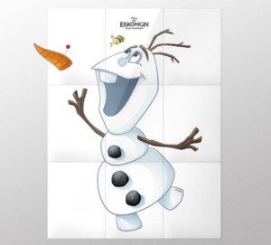 Die Eiskönigin - Olaf