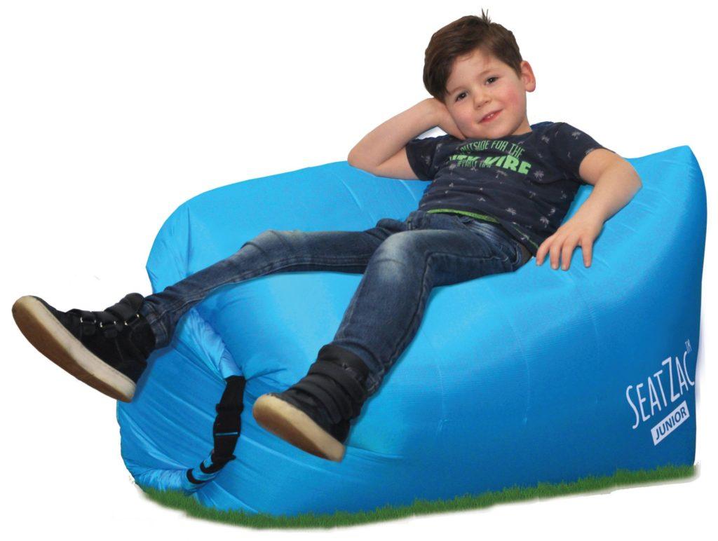 SeatZac Junior in blau von Toi Toys