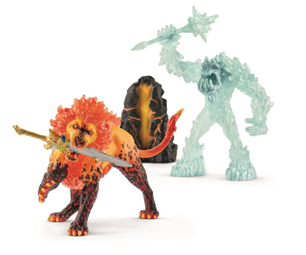 Schleich Eldrador® Creatures– die vier Welten aus Eldrador - ROFU