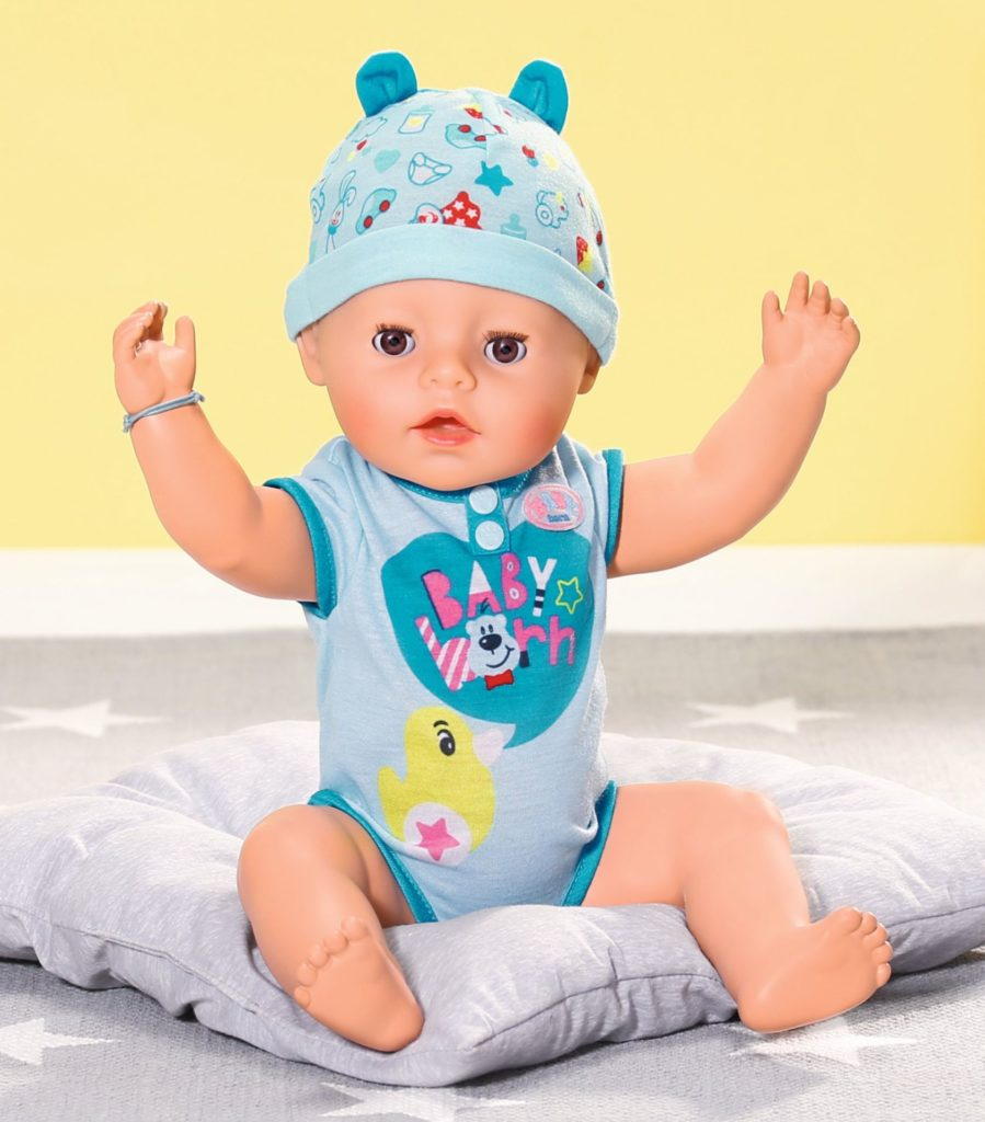 Baby born® Soft Touch Puppe hebt die Arme