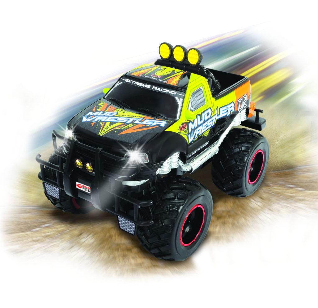Dickie – RC Ford F150 Lightning SVT Mud Wrestler – 1:16