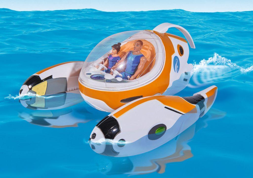 Die Nektons – Rover U-Boot