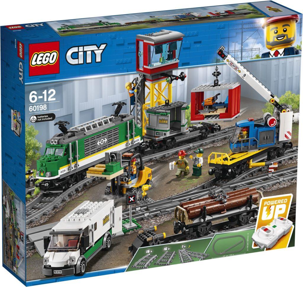 LEGO® City Trains 60198 – Güterzug