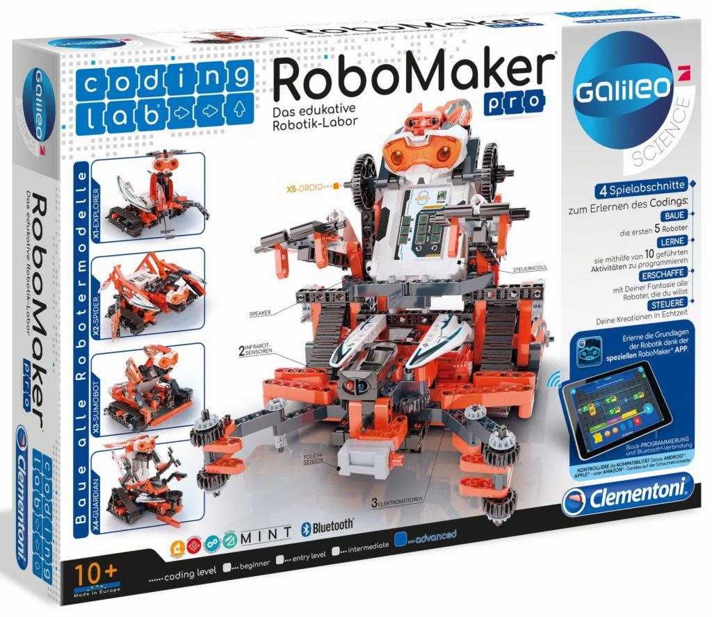 Galileo Science – RoboMaker Pro