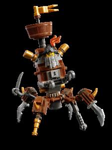 Lego Movie 2 - Charakter: Eisenbart