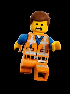 Lego Movie 2 - Charakter: Emmet