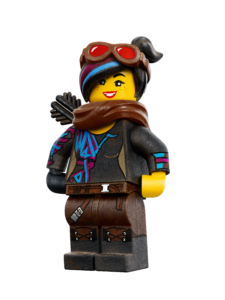 Lego Movie 2 - Charakter: Lucy
