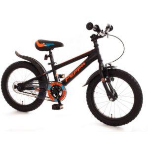 Fahrrad Pepp schwarz