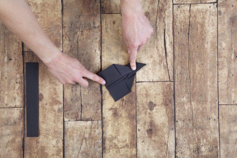 Drachenzähmen leicht gemacht Bastelanleitung - Schritt 28