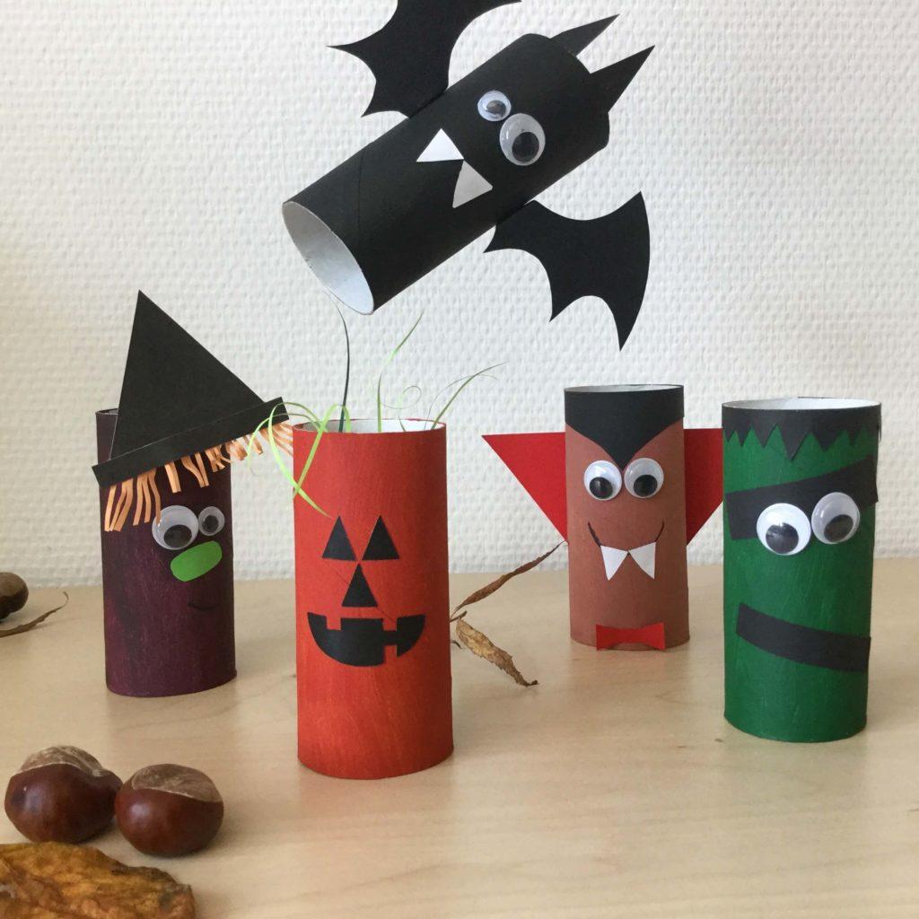 Halloween Deko Basteln Tolle Ideen Und Anleitungen Mit Pappe Mifus Family
