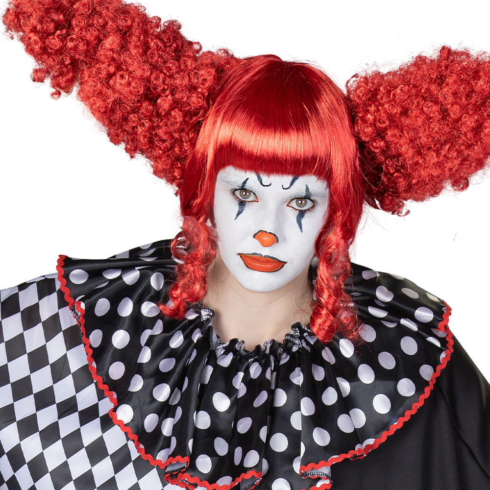 Schminkidee Clown (Frau)