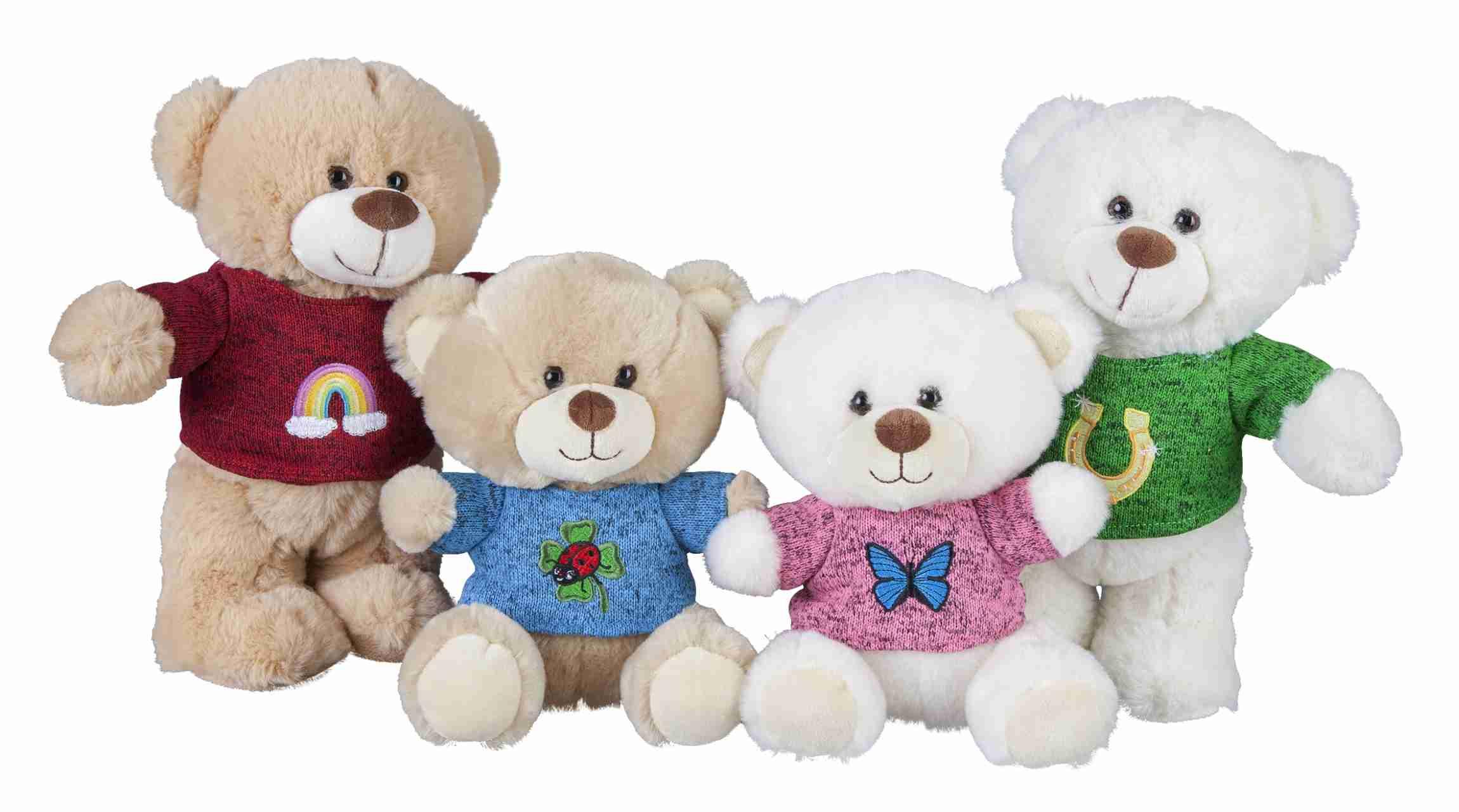 Teddybären mit Shirt von Besttoy
