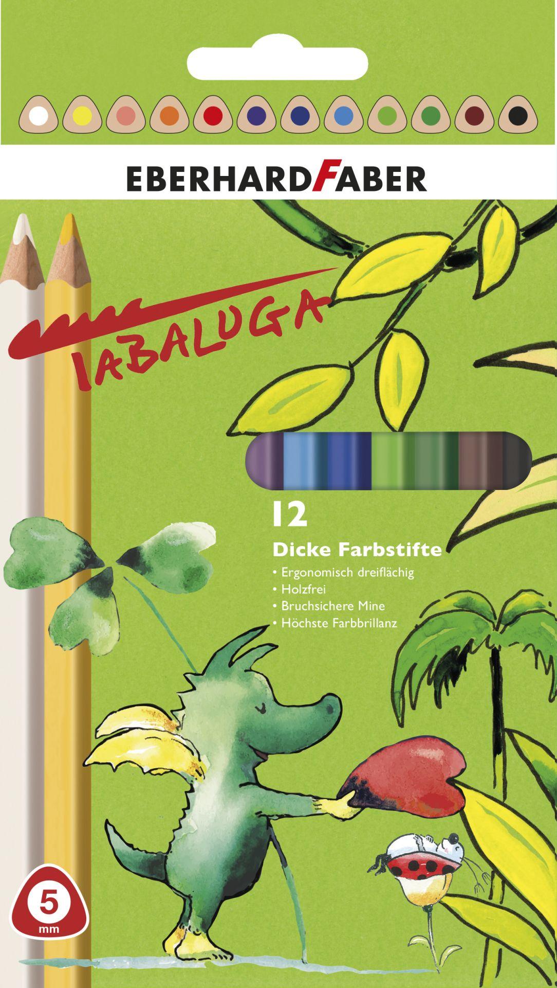 Farbstifte von Tabaluga