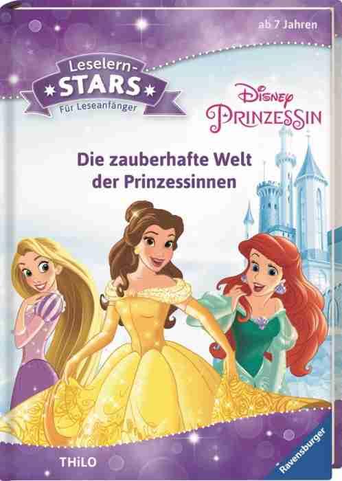 Die zauberhafte Welt der Prinzessinnen
