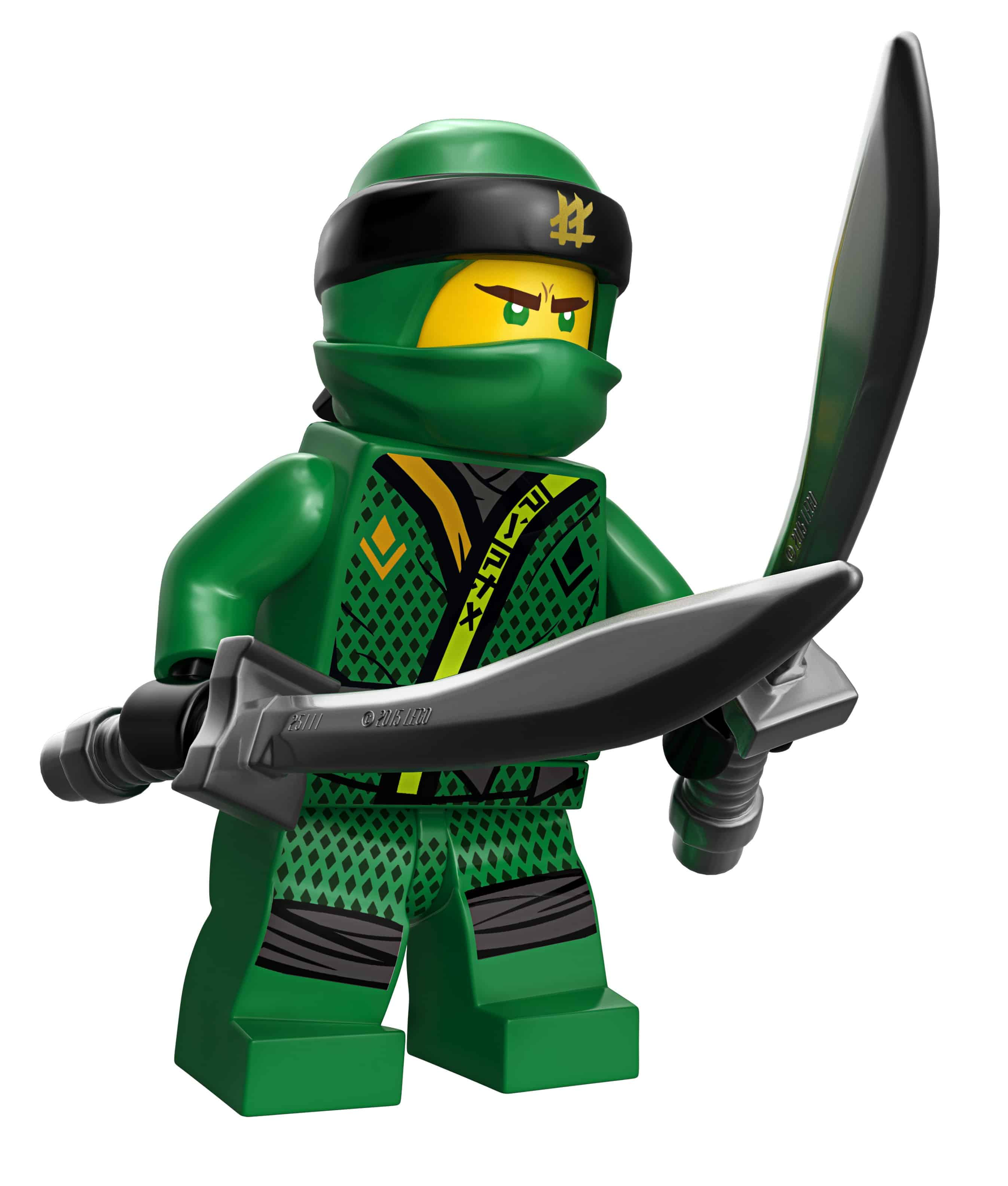 LEGO® NINJAGO Charakter Lloyd