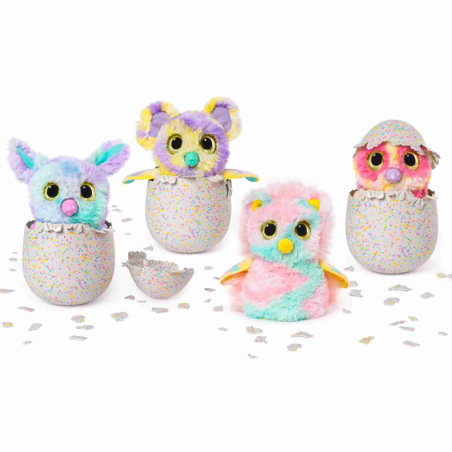 Hatchimals im Ei