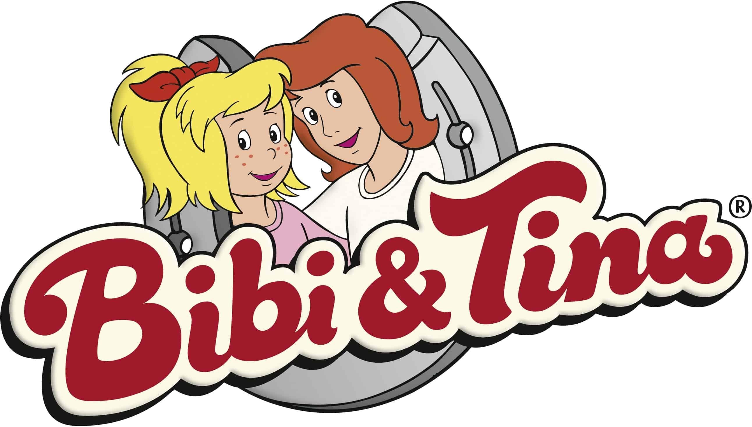 Logo von Bibi und Tina