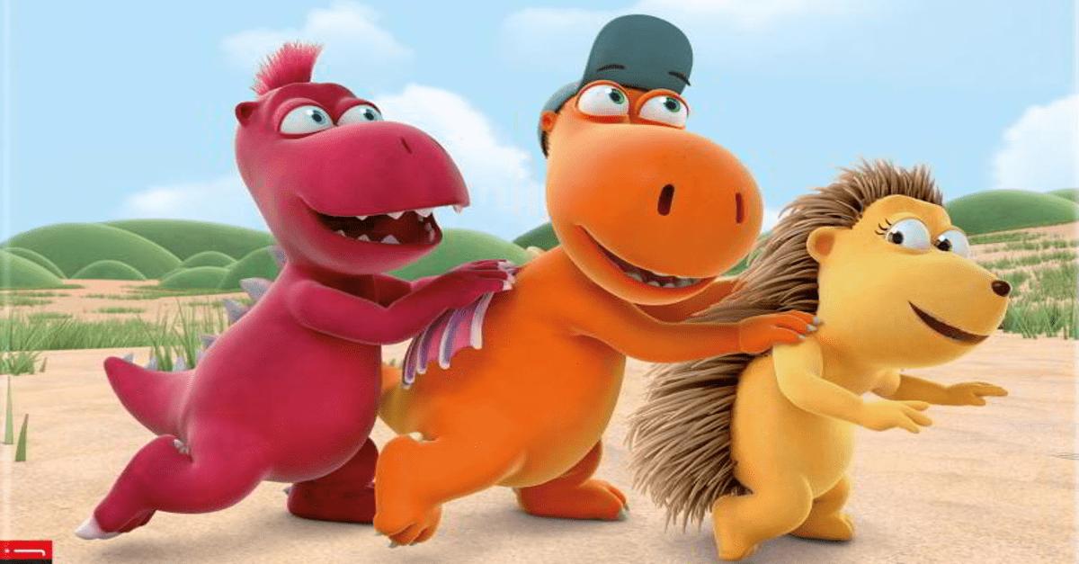 Der kleine Drache Kokosnuss und seine Freunde