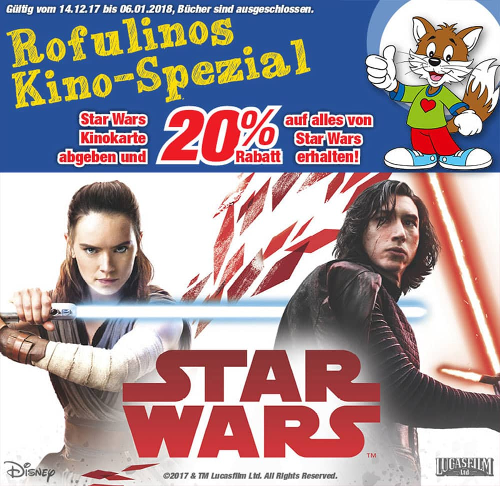 Star Wars Aktion