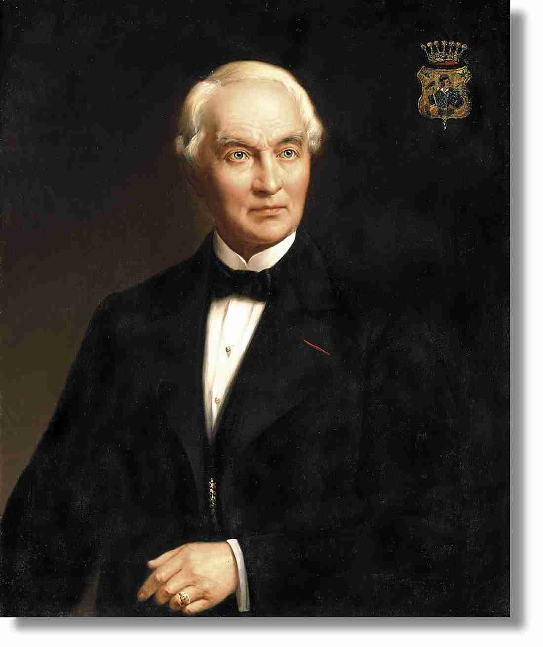 Portrait von Lothar von Faber