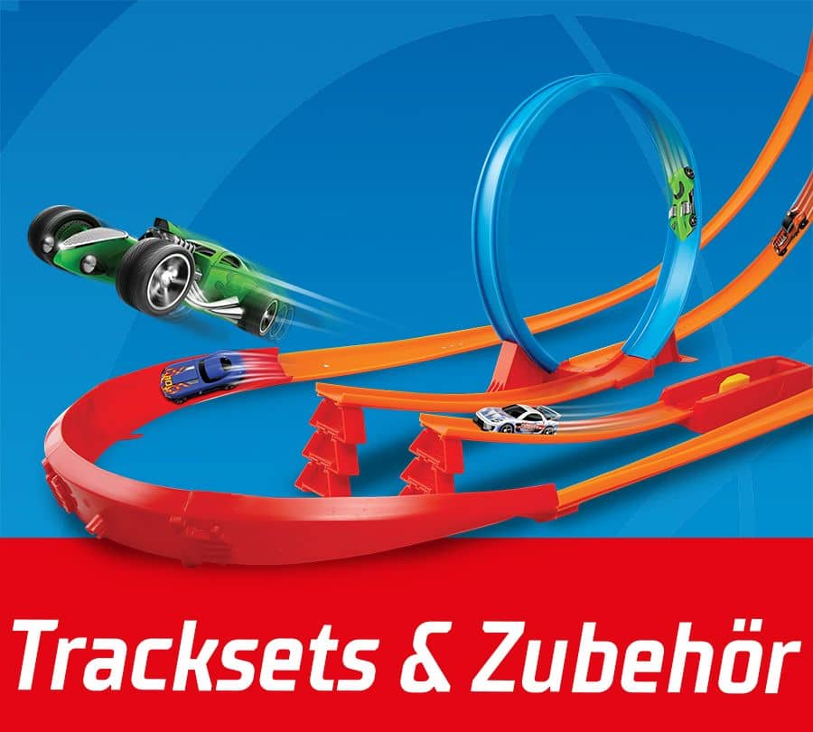 Hot Wheels Tracksets