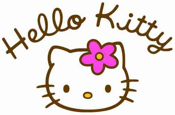 Logo Hello Kitty