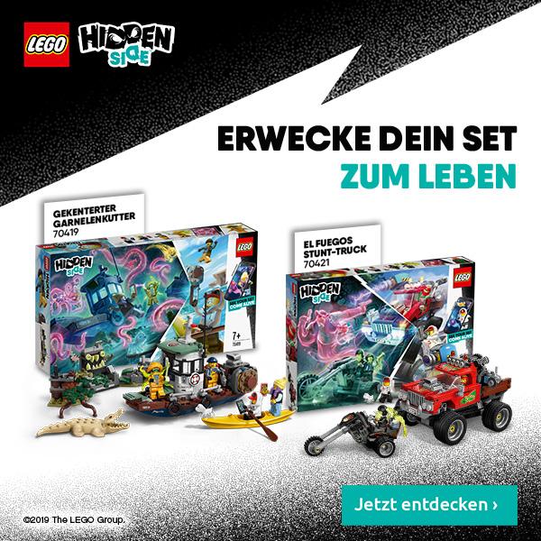 LEGO SHidden Side