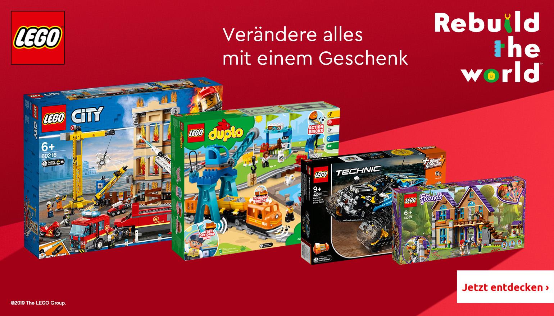 Lego Weihnachtsangebote