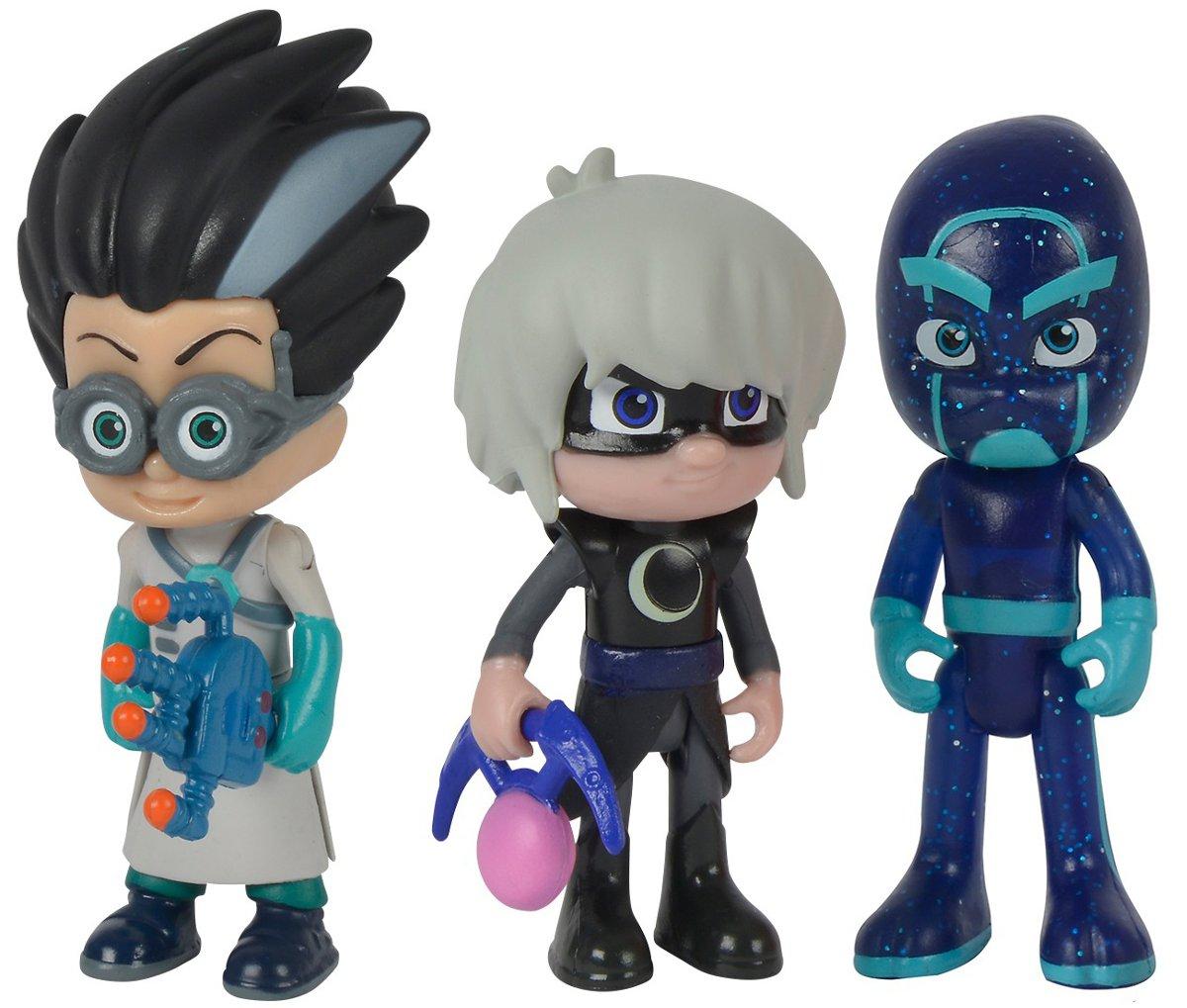 Die Gegner der PJ Masks