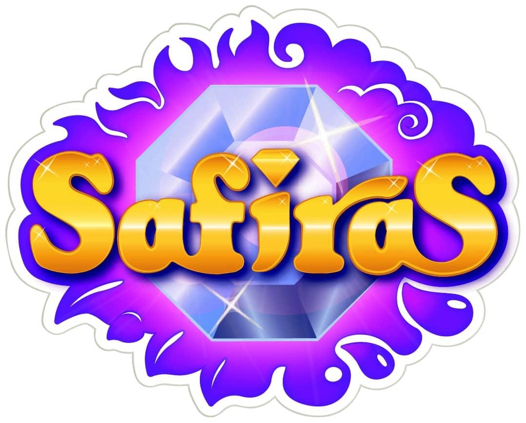 Safiras Drachen Logo
