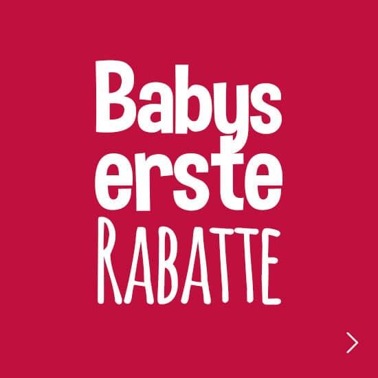 Baby Rabatte
