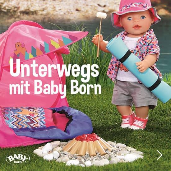 Baby Born Fun & Play