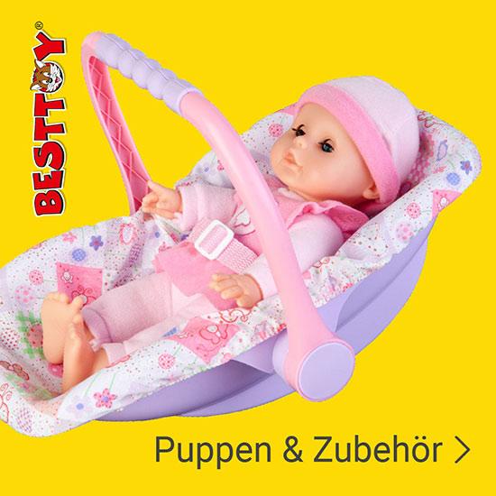 Besttoy Puppen