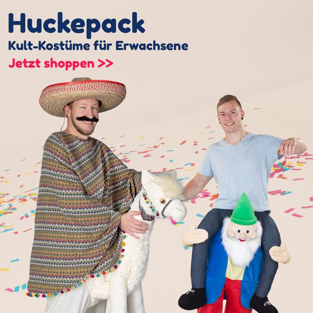 Huckepack Kostüm