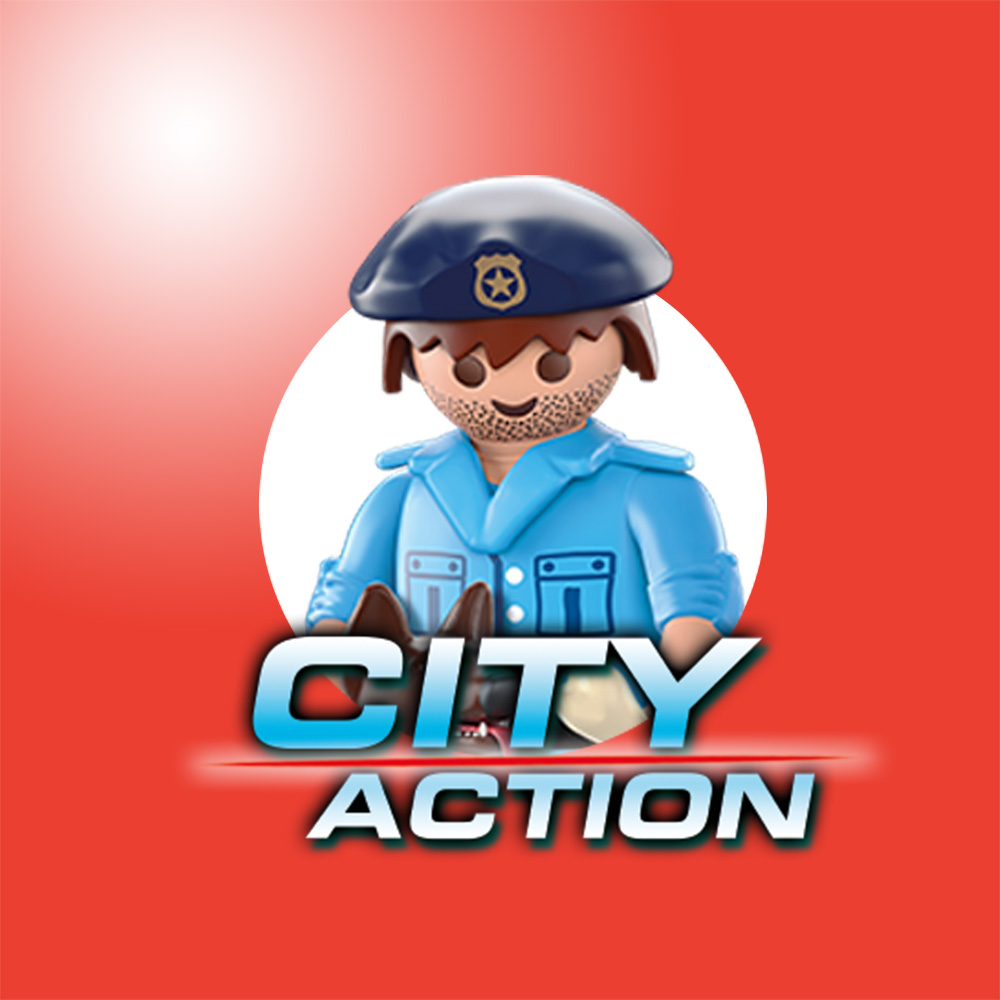PLAYMOBIL City Action