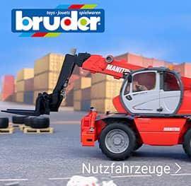 Bruder Nutzfahrzeug-Serie