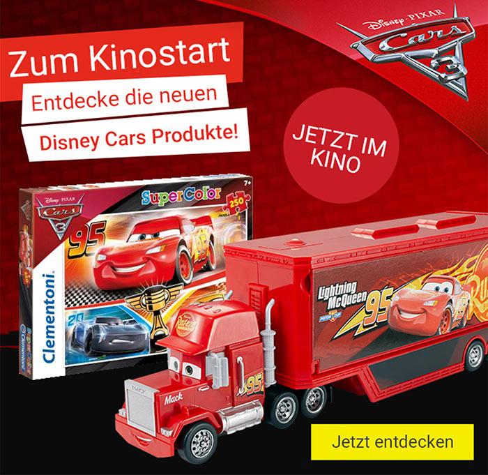 Cars 3 Kinostart