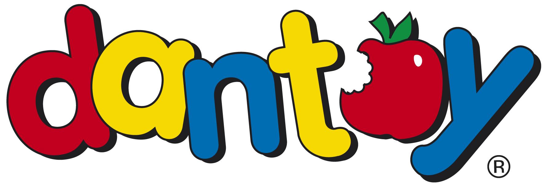 Logo von dem Spielwarenhersteller dantoy