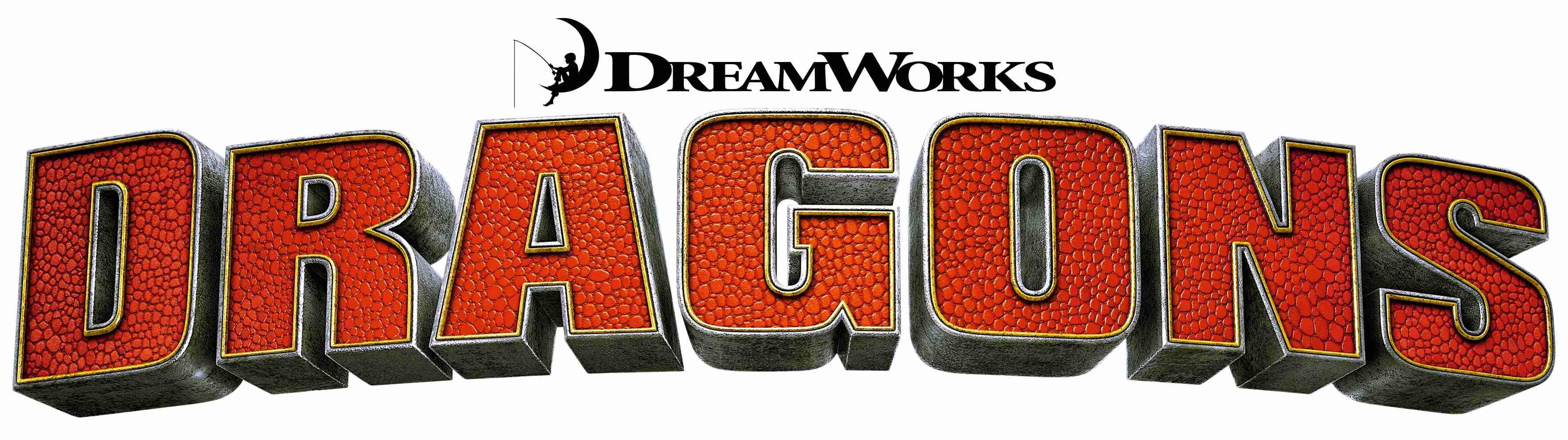 Logo von DreamWorks Dragons - Drachen zähmen leicht gemacht